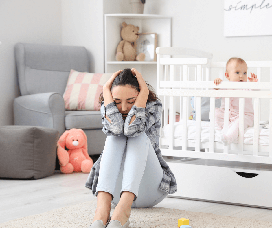 the art of holding space in the postpartum period How postpartum therapy is different than regular therapy